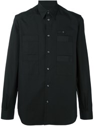 Maison Martin Margiela Pocket Front Shirt Black