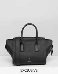 Fiorelli Exclusive Mini Hudson Winged Tote Bag Mini Hudson Black