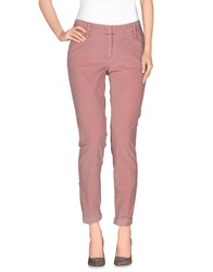 Cappellini Casual Pants Pink