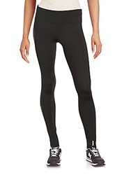 Reebok Pop Solid Leggings Black