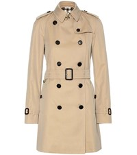 Burberry The Westminster Trench Coat Beige