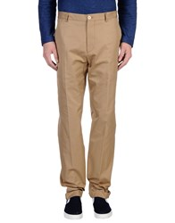 Brunello Cucinelli Trousers Casual Trousers Men Camel