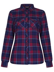 Craghoppers Braworth Shirt Blue