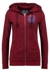 Twintip Tracksuit Top Red