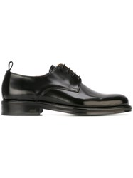 Ami Alexandre Mattiussi Derby Shoes Black