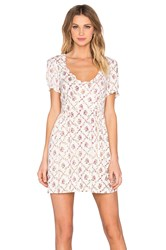 Motel Raizal Dress Ivory