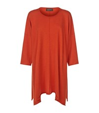Eskandar Cashmere Tunic Female Red
