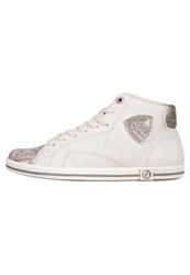 S.Oliver Hightop Trainers Light Grey