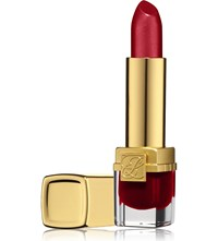 Estee Lauder Pure Color Long Lasting Lipstick Twinkling Ruby Shimmer