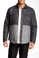 Ezekiel Park City Jacket Black