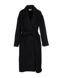 Suncoo Coats Dark Blue