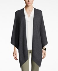 Charter Club Cashmere Wrap Cardigan Only At Macy's Heather Cinder