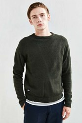 Native Youth Altitude Knit Sweater Green