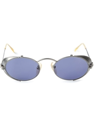 Jean Paul Gaultier Vintage Oval Sunglasses