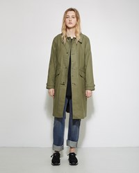 Chimala Us Army Corps Winter Coat Khaki Green