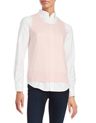 Lord And Taylor Cashmere Sweater Vest Sweet Kiss