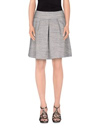 Paul And Shark Skirts Knee Length Skirts Women Blue