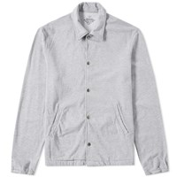 Save Khaki Fleece Warm Up Jacket Grey