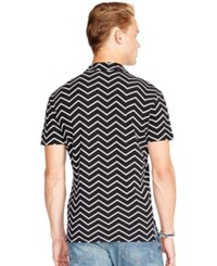 Polo Ralph Lauren Chevron Print Polo Shirt