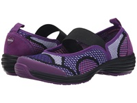 Sanita Serenity Lite Pink Purple Knit Women's Shoes
