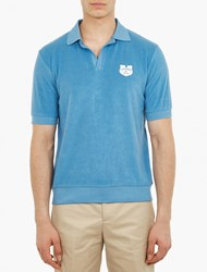 Melindagloss Polo Shirt In Terry Towelling