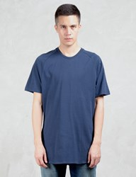 Denham Jeans Patch S S T Shirt