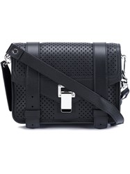 Proenza Schouler Mini 'Ps11' Satchel Black