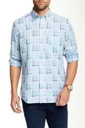 Tailorbyrd Long Sleeve Woven Regular Fit Shirt Multi