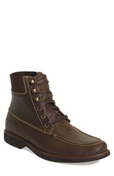 Tommy Bahama Men's 'Lionelle Mid' Apron Toe Boot Dark Elephant