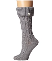 Ugg Shaye Tall Rain Boot Socks Seal Women's Knee High Socks Shoes Blue