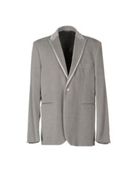 John Richmond Blazers Light Grey