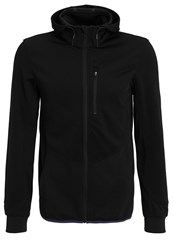 Your Turn Active Tracksuit Top Black