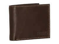 Kenneth Cole Reaction Passcase Wallet Brown Wallet Handbags