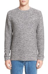Saturdays Surf Nyc Men's Marled Cotton Pullover