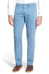 Ag Jeans Graduate Tailored Leg Pant Blue