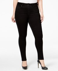 American Rag Griffith Wash Skinny Jeans Only At Macy's Over Dye Black