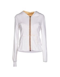 Gold Bunny Cardigans White
