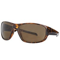 John Lewis Sports Wrap Sunglasses Tortoise