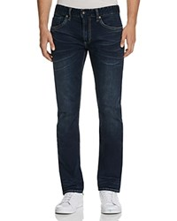 Buffalo Ash X Basic Skinny Jeans In Blue Compare At 109