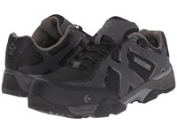 Wolverine Lightning Sx Epx Nano Toe Black Grey Men's Lace Up Casual Shoes