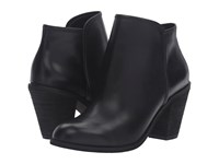 Softwalk Frontier Black Smooth Leather Women's Dress Boots