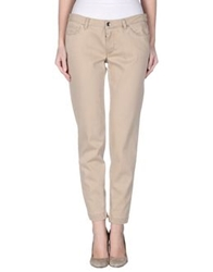 Dolce And Gabbana Denim Pants Khaki