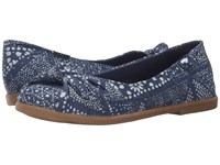 Rocket Dog Jiggy Blue Dream Catcher Women's Flat Shoes Navy