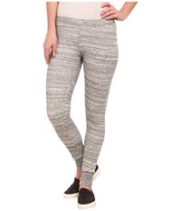 Alternative Apparel Getaway Leggings Urban Grey Women's Casual Pants Gray