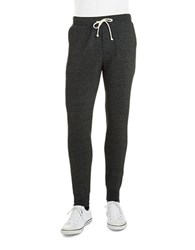Alternative Apparel Heathered Sweatpants Black