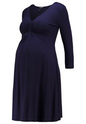 Isabella Oliver Tisbury Jersey Dress Darkest Navy Dark Blue