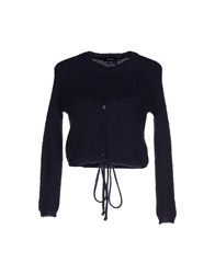 Max And Co. Cardigans Dark Blue