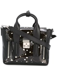 3.1 Phillip Lim Mini 'Pashli' Satchel Black