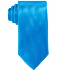 Perry Ellis Fineline Solid Tie Cadet
