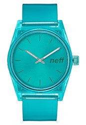 Neff Daily Ice Watch Teal Turquoise